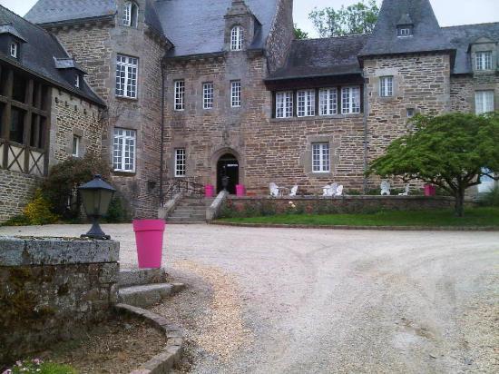 Chateau Hotel de Brelidy : Le magnifique chateau