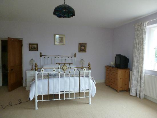 Claridges Farmhouse: Double Room 1st Floor