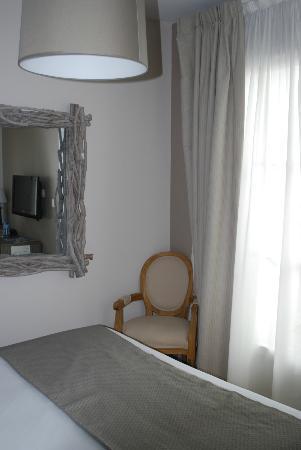 Hôtel Fleur de Ré : chambre