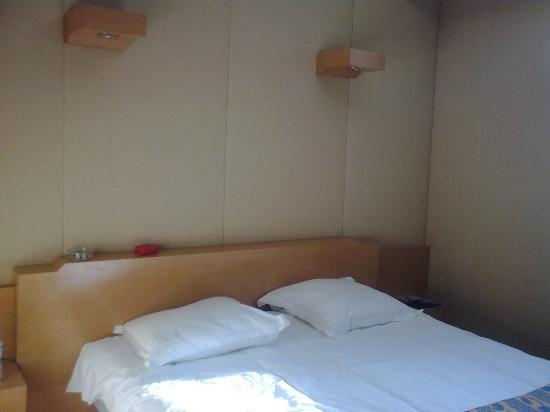 Hotel du Beryl : chambre