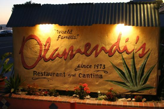 Olamendi's Mexican Restaurant: Olamendi's!