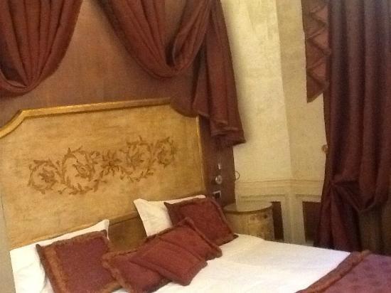 Hotel San Anselmo: Camera Cardinalizia...