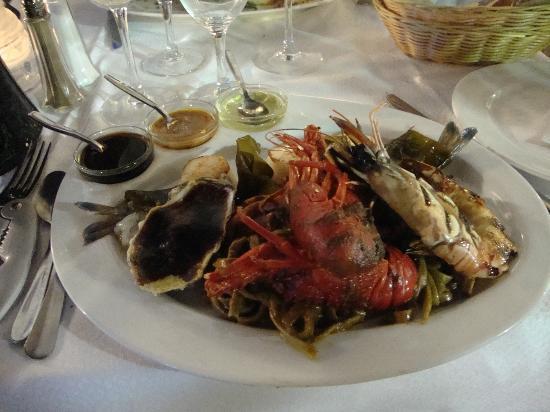 Le Festival de la Mer : Fisherman's dish
