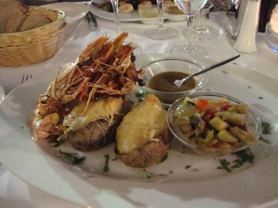 Le Festival de la Mer : Great shrimps