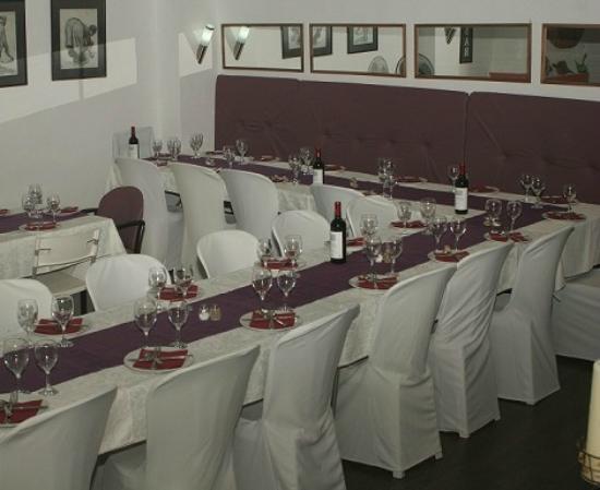 Hotel Restaurant Michel: Restaurante