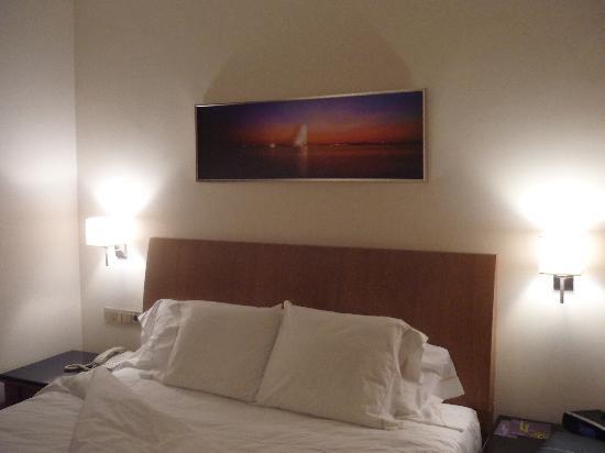 Sheraton Jeddah Hotel : Good sleep - high standard