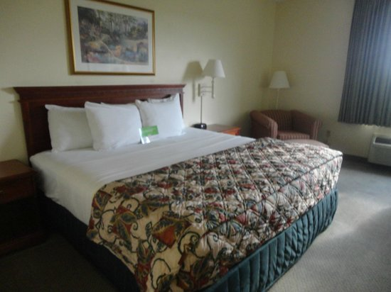 La Quinta Inn & Suites Naples East (I-75): le lit