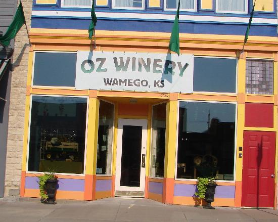 Oz Winery: Relax and Enjoy