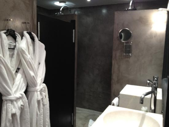 Hotel Pulitzer: Bathroom area