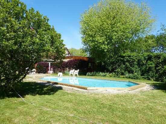 Logis Domaine de l'Arbrelle : La piscine