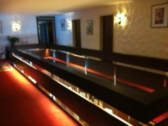 Parkhotel Weinperle: Ballatoio interno