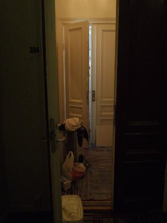 Hotel Gustav Vasa: El hotel está lleno de cosas como esta.