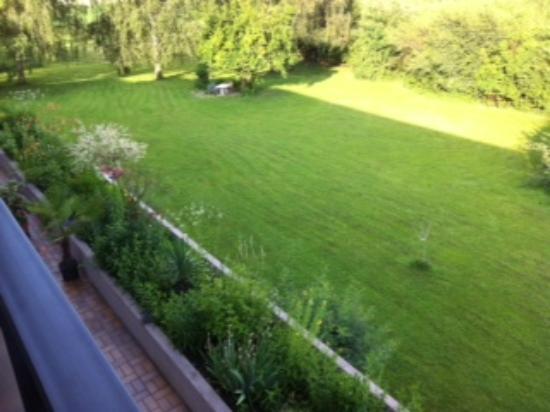 Parkhotel Weinperle: Panorama dalla camera
