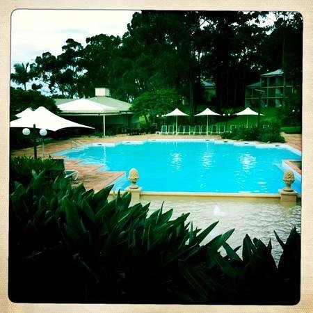 Swimming Pool Picture Of Intercontinental Sanctuary Cove Resort Hope Island Tripadvisor