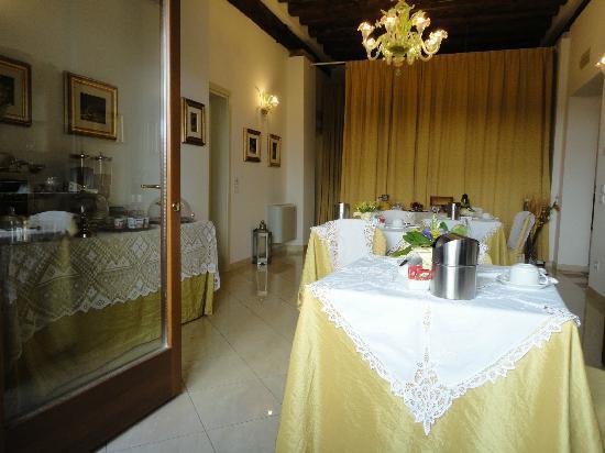 Alla Vite Dorata: Dining Room