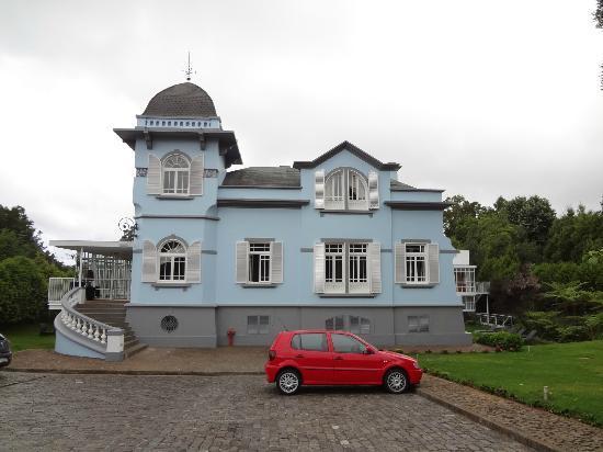 PortoBay Serra Golf : The entrance of the hotel