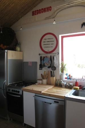 Monte do Sapeiro: Cozinha