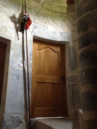 Manoir de Beaucron : una camera