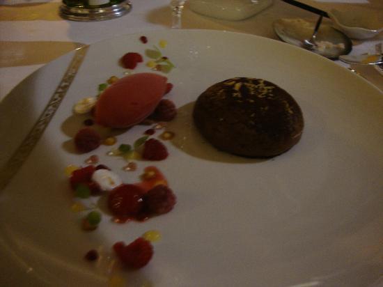 Hotel La Residence de la Pinede: Dessert