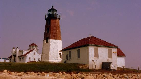 Point Judith Lighthouse: Point Judith-T. Roesner