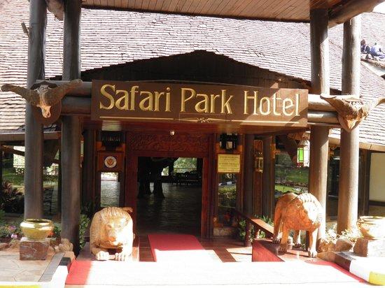 사파리 파크 호텔 사진