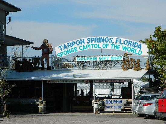 Tarpon Springs, FL: Sponge capital of the world!