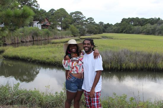Island Hoppers: Warm embrace by the marsh