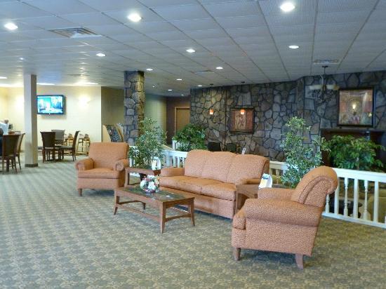 Comfort Inn Grantsville-Deep Creek Lake: Lobby Area