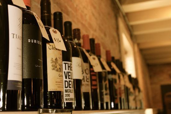 Cork Wine Bar & Market: Retail Wines