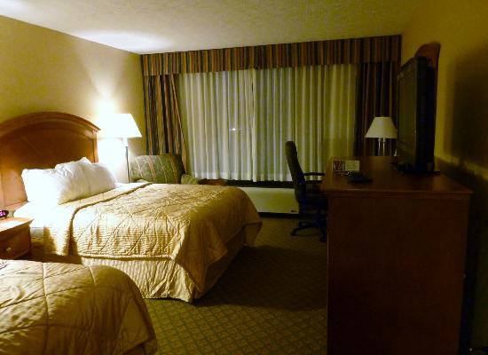 Comfort Inn Grantsville-Deep Creek Lake: Room 217