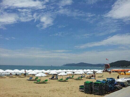 Haeundae Beach: ?????????