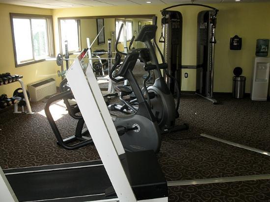 Best Western Plus Augusta Civic Center Inn: Fitness Room