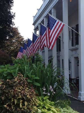 Rhinebeck, Estado de Nueva York: A truly historic inn