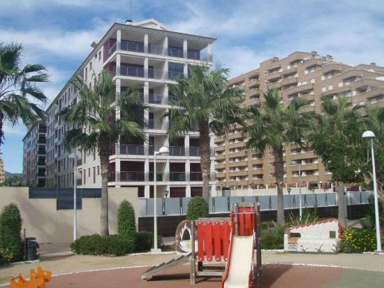 Apartamentos Vila d'Oropesa VII: Fachada del edificio
