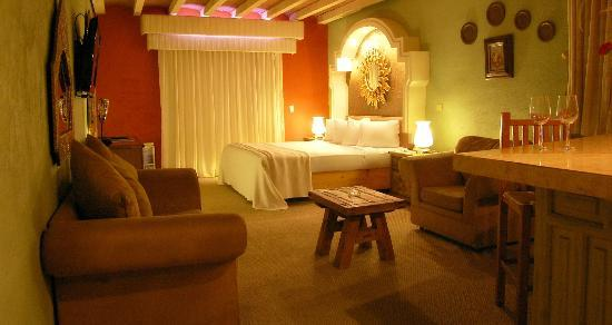Americas Best Value Inn - Posada El Rey Sol: Junior Suite