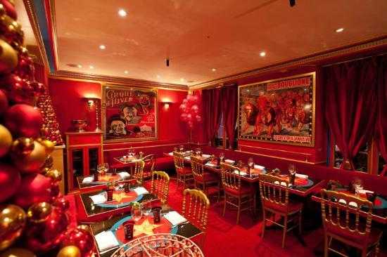 P'tit Bouchon Gourmand: Salon privé
