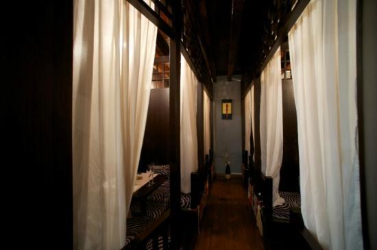IZUMI sushi restaurant : zona prive