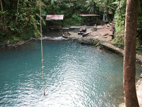 Suva, Fidji : Upper Pool