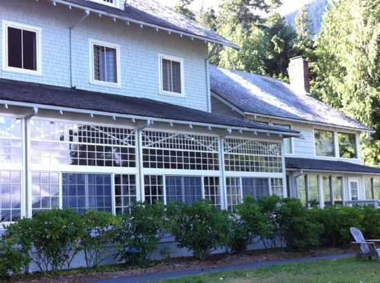 Lake Crescent Lodge : lodge