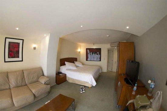 Casa Torres Hotel: Nuestra habitación.