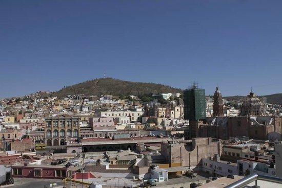 Casa Torres Hotel: Una maravillosa vista de la ciudad