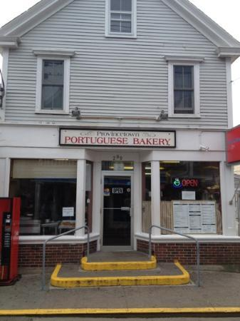 Provincetown Portuguese Bakery : yum