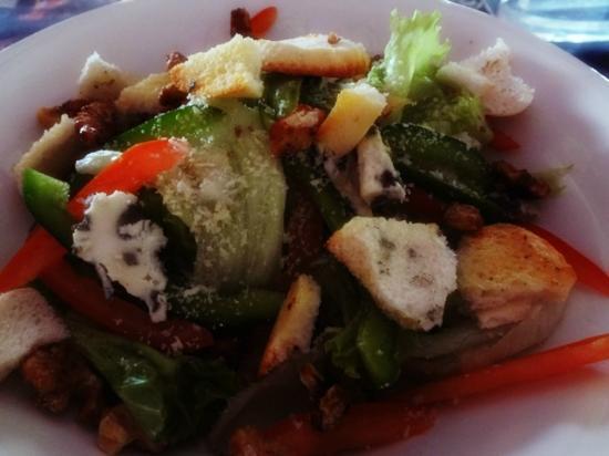 Coquelicot: My Favourite Salad