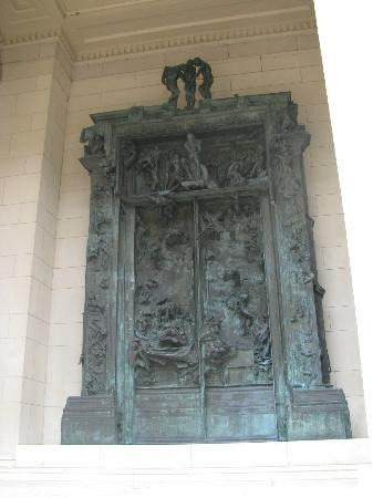 Rodin Museum: The Gates of Hell
