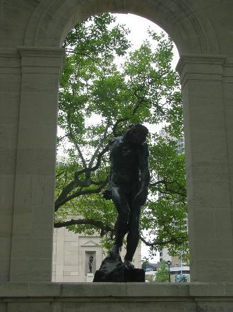 Rodin Museum: Views of Exterior