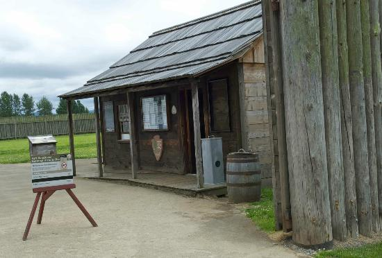 Fort Vancouver National Historic Site: Visitor Center