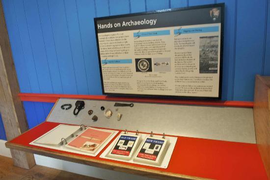 Vancouver, WA: Interactive display