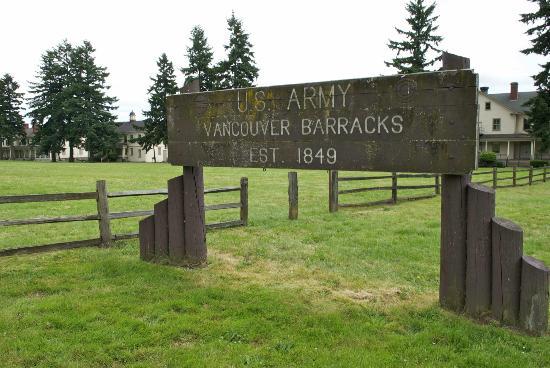 Vancouver Barracks