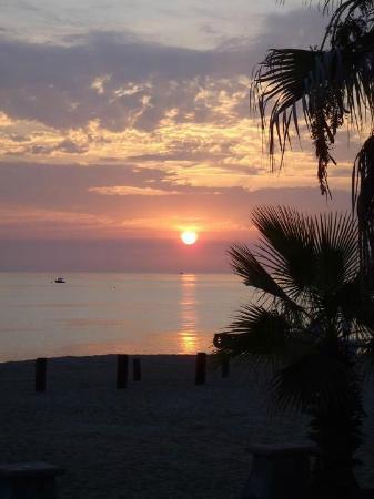 Hotel Buena Vista Beach Resort: Sunrise 
