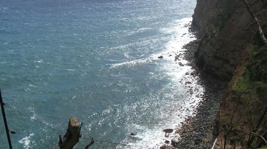 Hawaii Island Retreat at Ahu Pohaku Ho`omaluhia: The view from the property